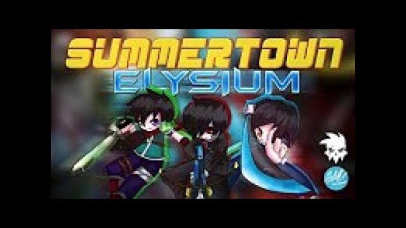 Minecraft. Прохождение карт: SUMMERTOWN: Elysium. Глава 1: Крепость Фастилия