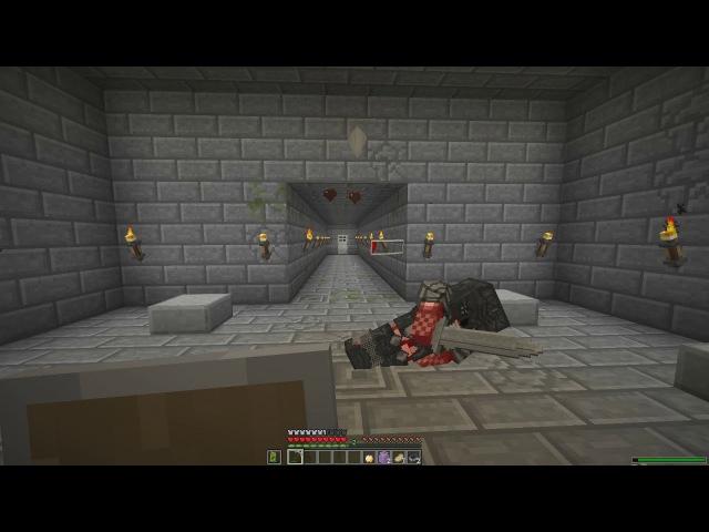 Minecraft. Прохождение карт: SUMMERTOWN: Elysium. Глава 2: Небесный мир