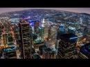 Los Angeles time lapse photography PANO LA by Joe Capra aka Scientifantastic