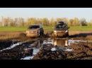 Новый Cadillac Escalade VS Chevrolet Tahoe 900 Кто круче месит грязь - внедорожный тест драйв!