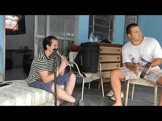Flauta e Derbak Zen