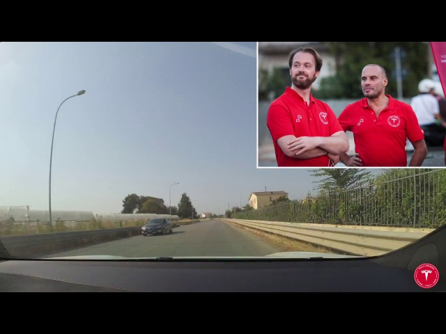 Hypermiling World Record With Tesla Model S 100D | Tesla Owners Italia, Ticino, San Marino