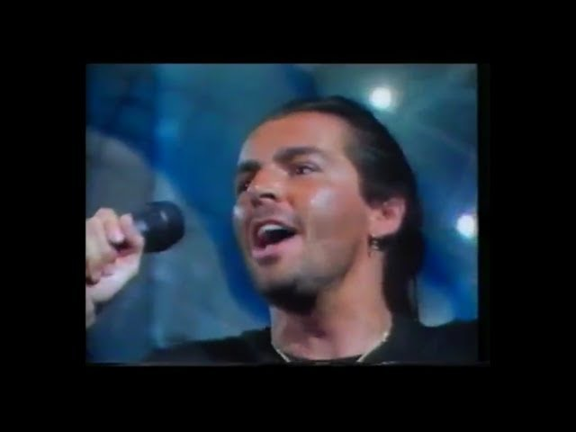 Thomas Anders - Me Va, Me Va (Live in Chile 89 - 2nd night)