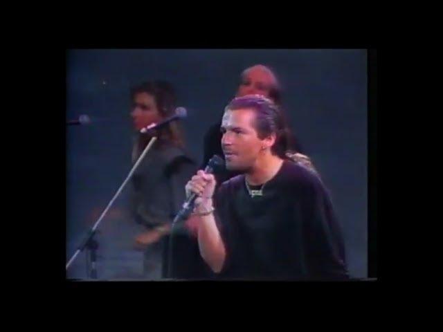 Thomas Anders - Me Va, Me Va (Live in Chile 89 - 1st night)