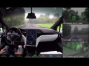 Tesla Autopilot 2 0 Camera View Level 5 Autonomy Full Self Driving Hardware