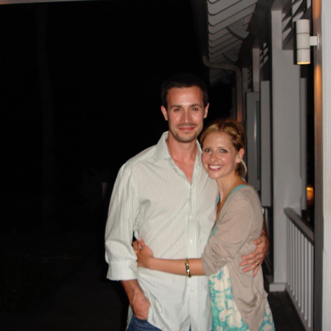 Сара мишель геллар и ее муж и дети фото