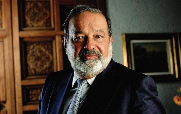 Самый богатый человек в мире Карлос Слим о рисках, ошибках, гордости,