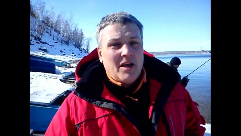 Рыба-ЛЯСЫ... Вода и лёд-Моркваши 11.03.17