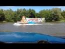 Фрагмент (продолжительностью в 5 мин.) открытия водного шоу в Холидей парке