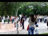 Флешмоб Парк Гагарина