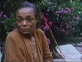Eartha Kitt on love and compromise