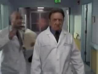 Когда попросили выйти на работу в выходной день, отрывок из сериала Клиника