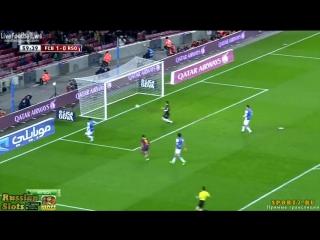 Нелепый автогол в матче Барселона - Реал (* ∞ *seconds♔)