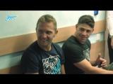 Второй день медосмотра на «Зенит-ТВ»_ репортаж из ММЦ «СОГАЗ»