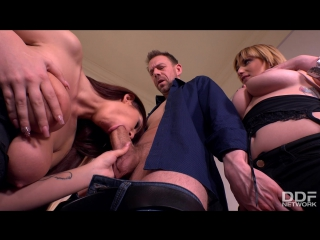 Luci boobs, aida swinger (indecent proposal: lucky stud fucks busty bunnies hard)[2017, gonzo, big tits, all sex, hd 1080p]