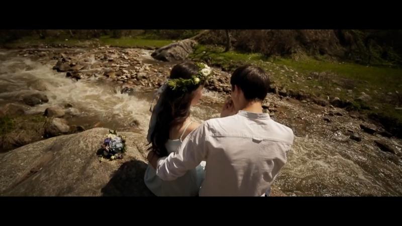 Love Story, Almaz - Danisa