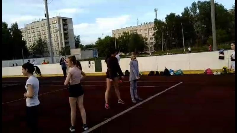 SUNWAY тренировка
