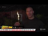 Randy Orton burns down the Wyatt Family Compound׃ SmackDown LIVE׃ Feb. 28, 2017