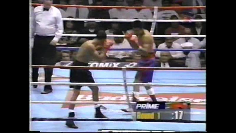 1996-07-08 Juan Manuel Marquez vs Freddy Cruz