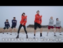 1Million dance studio Keeping Your Head Up - Birdy (Don Diablo Remix)  Junsun Yoo Choreography ft.YooA of Oh My Girl