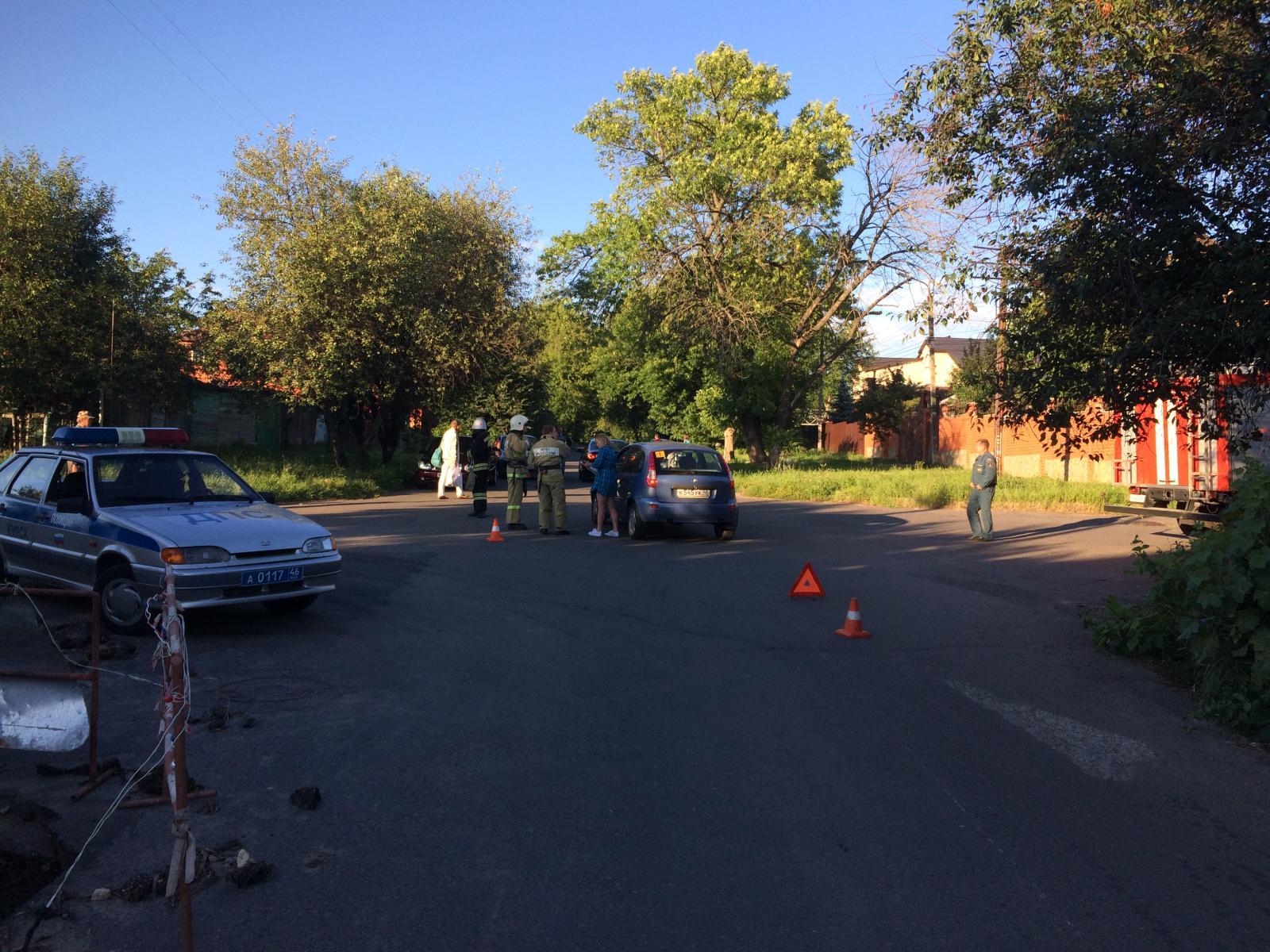 8 июля на курских дорогах сбили двух велосипедистов, один из них погиб