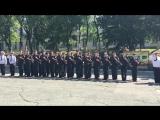 Военная кафедра корабельных специальностей ДВФУ 2017