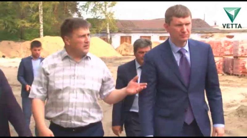 Максим Решетников совершил рабочую поездку в Красновишерский район
