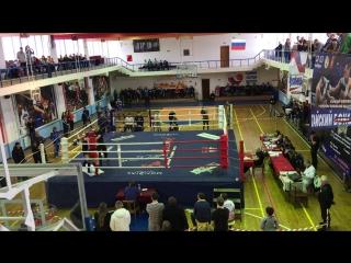 Кобцов Егор_2 бой, 57 кг, 18+