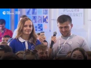 Лавров пошутил в ответ на похвалу дагестанского студента
