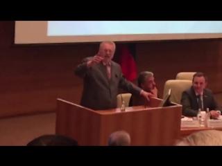 Выступление Владимира Вольфовича Жириновского на парламентских слушаниях 11 июля 2017