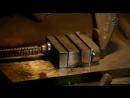 Кухонные ножи из пружинных матрасов Сделано из вторсырья