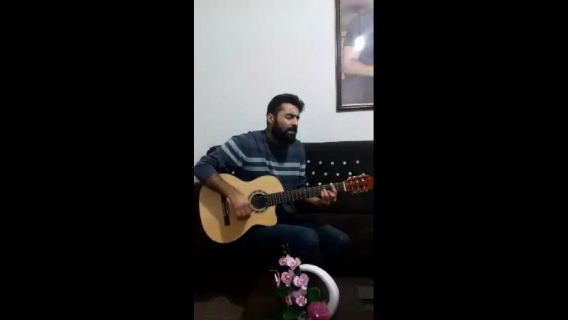 Peyman Keyvani-Aglama aglama