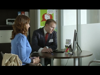 Осколки_счастья_2_(2016)._2_серия. А.В Чураков. Эпизод--сотрудник банка.