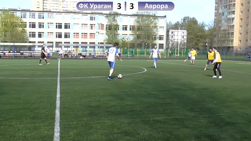 ФК Ураган - Аврора