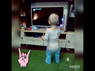 Маленький рокер)