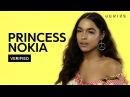 Princess Nokia G.O.A.T. Official Lyrics Meaning | Verified