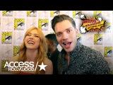 Access Hollywood: Katherine McNamara & Dominic Sherwood Excited For Sarah Hyland