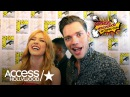 'Shadowhunters' At Comic-Con: Katherine McNamara Dominic Sherwood Excited For Sarah Hyland