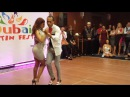 Dubai Latin Fest 2016 Kizomba artists dancing with each other