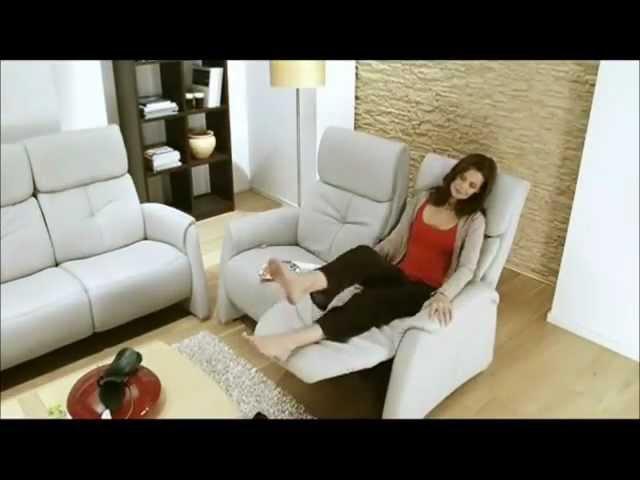 Niemieckie sofy HIMOLLA. Funkcjonalne meble wypoczynkowe z kolekcji CUMULY. Galeria HEBAN