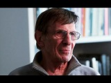 Leonard Nimoy with Geoff Boucher on Hero Complex The Show - Part 1
