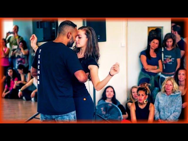 Incredible Couple! Alex de Carvalho Mathilde dos Santos - Amsterdam Brazilian Dance Festival 2017