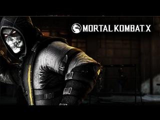 Mortal Kombat X Mobile (IOS) ► Скорпион: спецназ ► 11