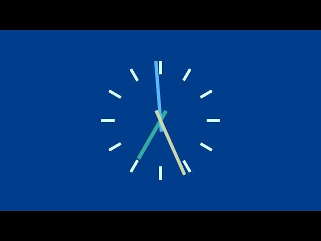 Часы (ТВ Хабаровск, 1990-е) Реконструкция