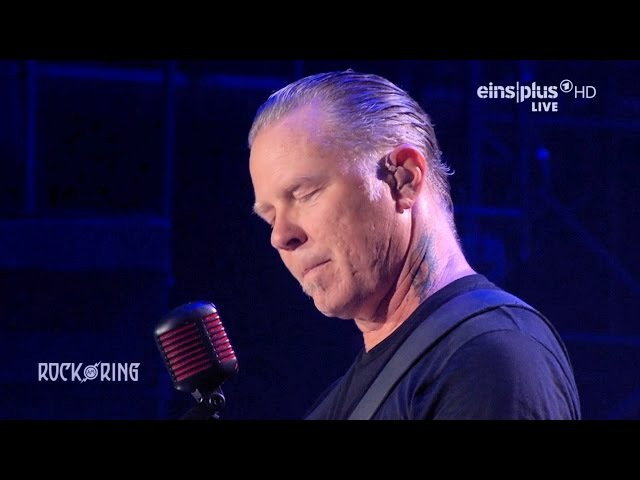 Metallica - Nothing Else Matters Live at Rock am Ring 2014