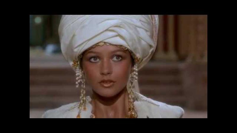 Тысяча и одна ночь Шахерезады - арабская сказка о принцессе с Кэтрин Зета Джонс