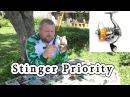 Stinger Priority 2510 Двоякие чувства от мощной с виду катушки