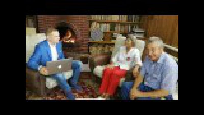 Интервью Дмитрия Салимова о нашей семье Космыниных