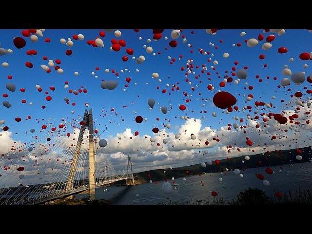 Groupo Salini Impregilo/Astaldi-Turchia: aperto il ponte più largo del mondo