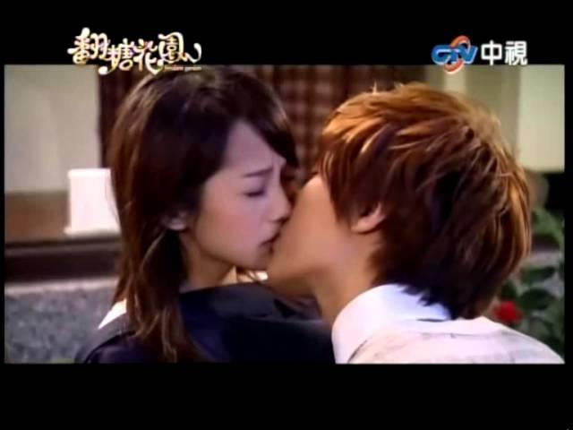 Fondant Garden episode16 Kiss scenes